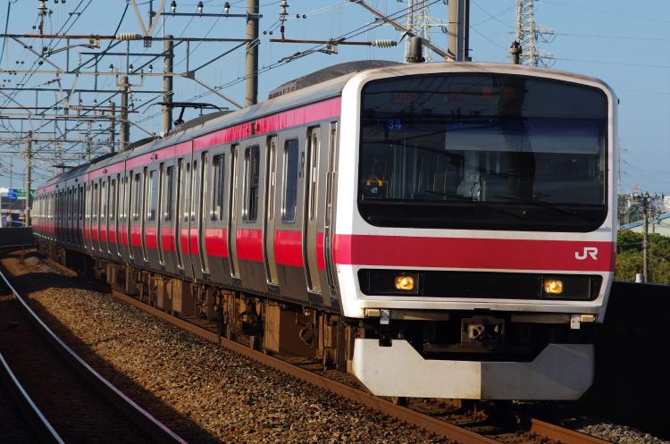 2012年7月31日 京葉線 1602A ケヨ34