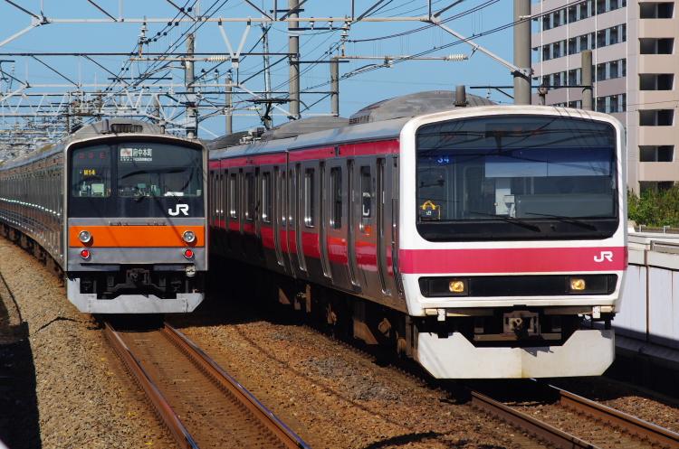 2012年7月31日 京葉線 1402A ケヨ34