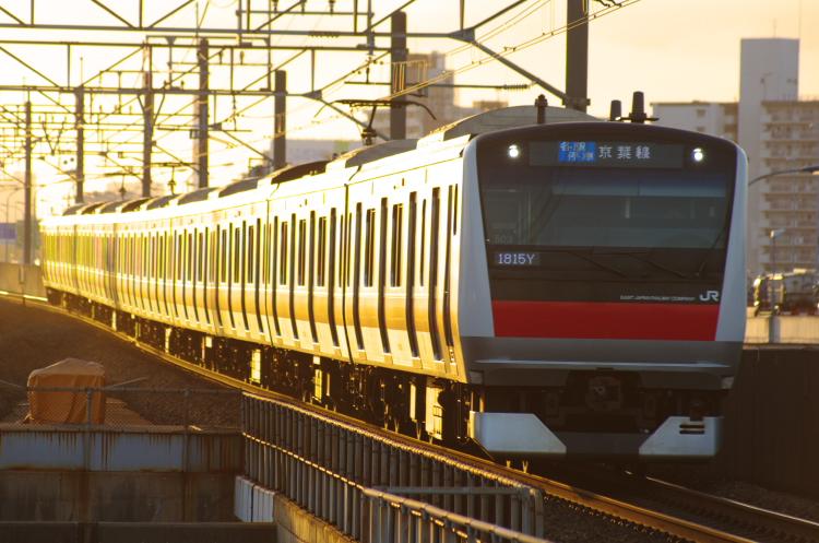 2012年7月31日 京葉線 1815Y ケヨ503