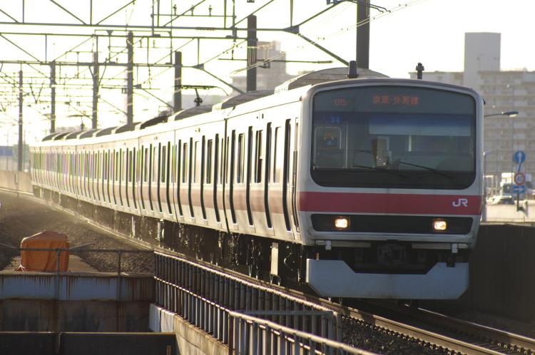 2012年7月31日 京葉線 1803A ケヨ34