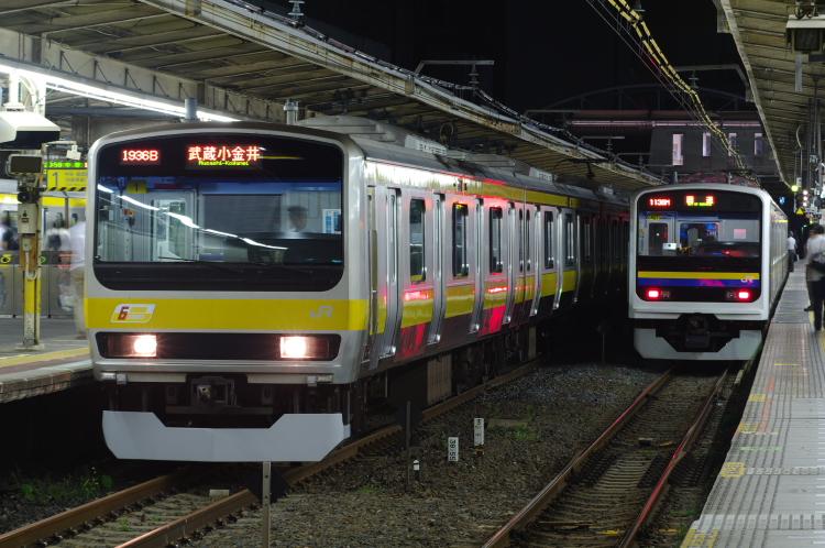 2012年7月31日 京葉線 1938B ミツ1