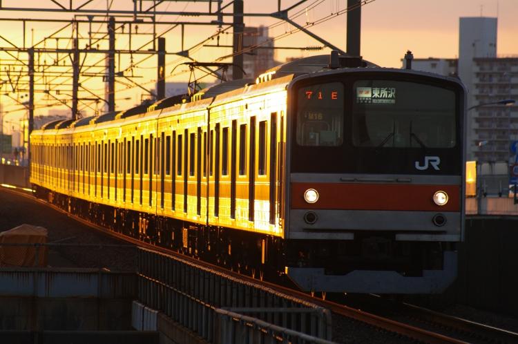 2012年7月31日 京葉線 1871E