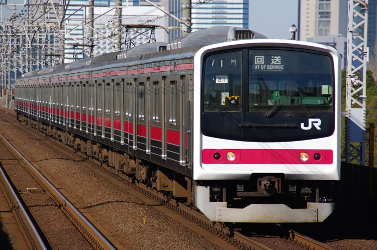 2012年8月2日 京葉線  065