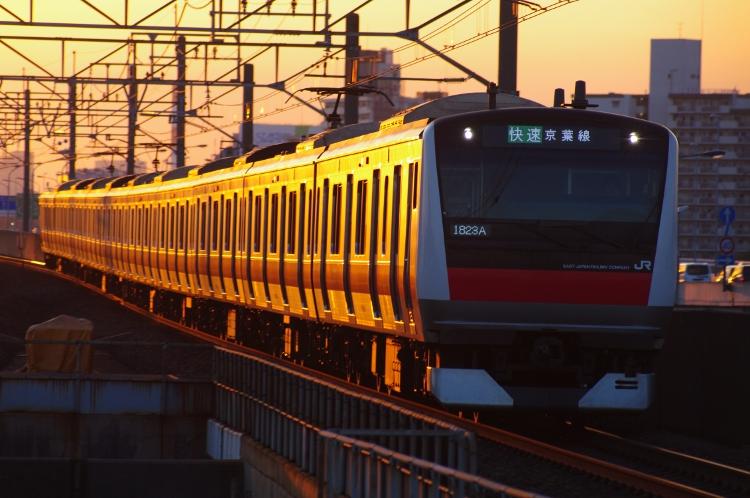 2012年8月2日 京葉線 034