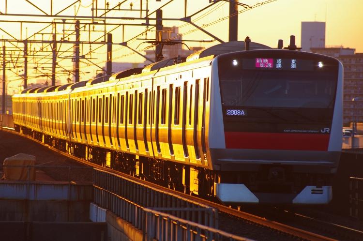 2012年8月2日 京葉線 032