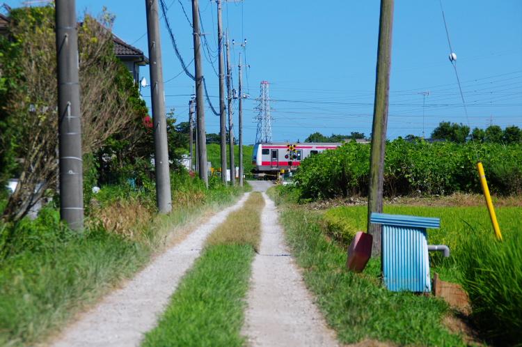 2012年8月2日 京葉線 ケヨ508