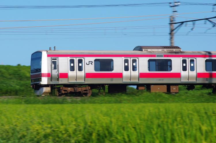 2012年8月2日 京葉線 4508A ケヨ34