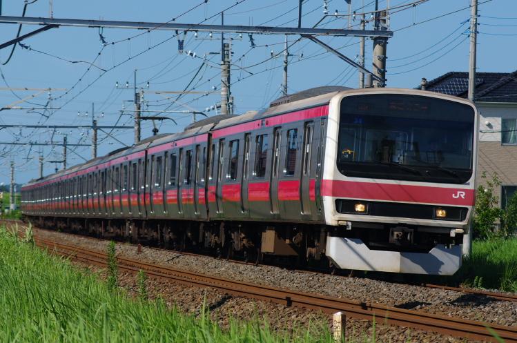 2012年8月2日 京葉線 4409A ケヨ34