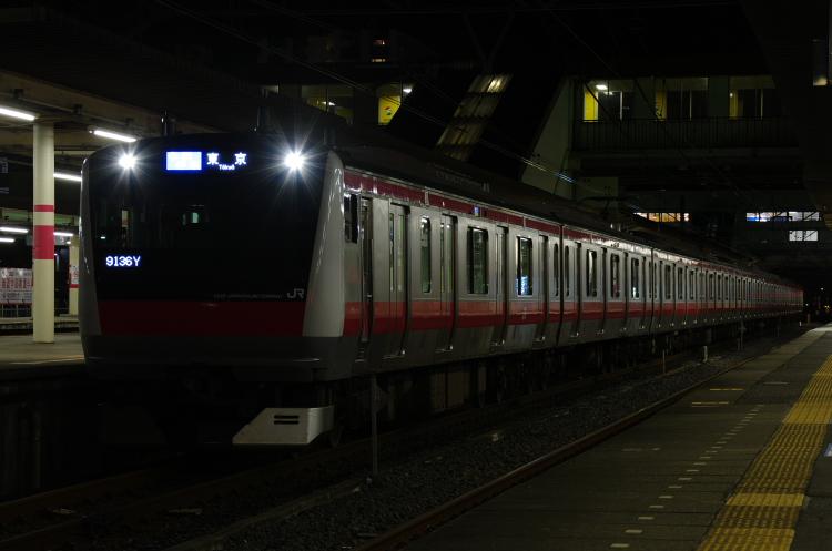 2012年8月19日 内房線 京葉線 ケヨ518A