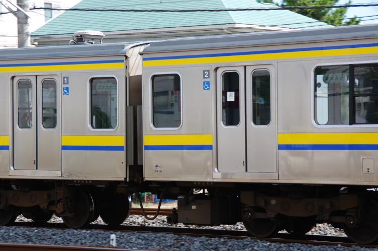 2012年8月19日 内房線 京葉線 マリC602