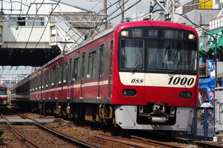 2012年8月24日 京成押上線 88 立石