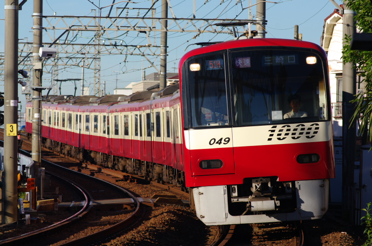 2012年8月24日 京成押上線 49 青砥