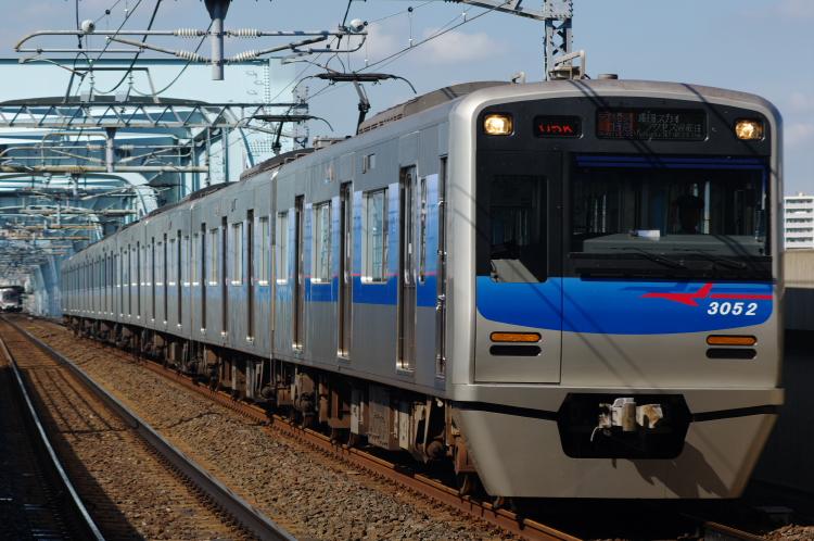2012年8月24日 京成押上線 52 四ツ木