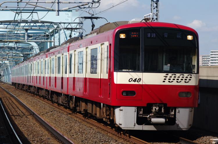 2012年8月24日 京成押上線 48 四ツ木