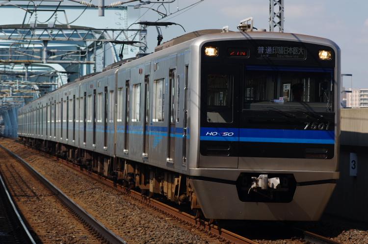 2012年8月24日 京成押上線 01 四ツ木