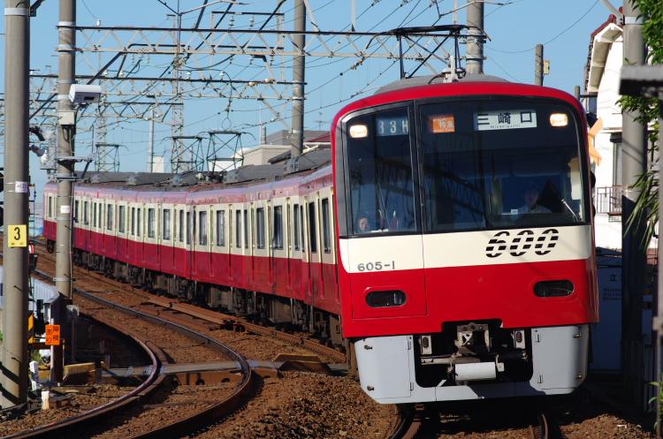 2012年8月24日 京成押上線 605 青砥