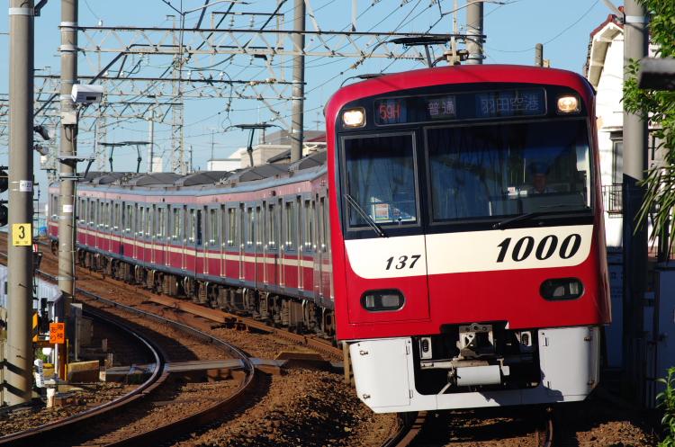 2012年8月24日 京成押上線 137 青砥