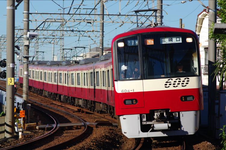2012年8月24日 京成押上線 604 青砥