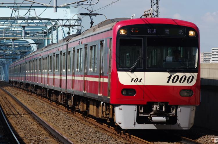 2012年8月24日 京成押上線 104 四ツ木