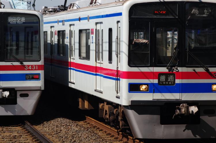 2012年8月24日 京成押上線 3400 四ツ木