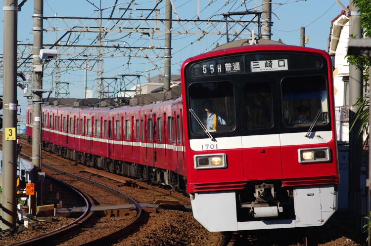 2012年8月24日 京成押上線 1701 青砥