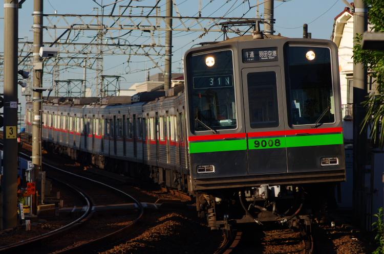 2012年8月24日 京成押上線 9008 青砥