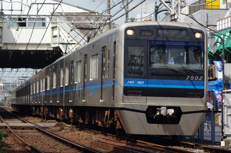 2012年8月24日 京成押上線 7502 立石
