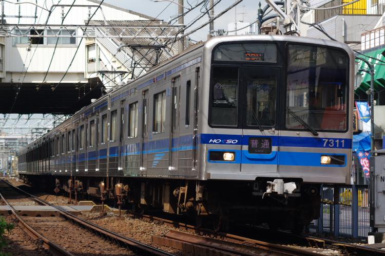 2012年8月24日 京成押上線 7311 立石