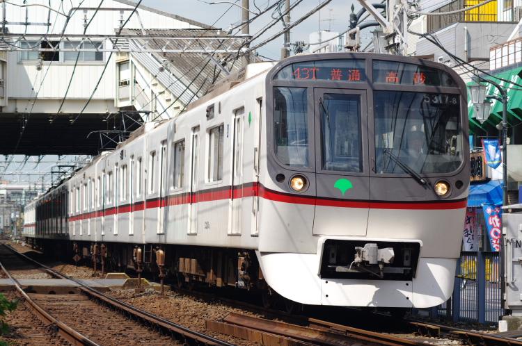 2012年8月24日 京成押上線 5317 立石