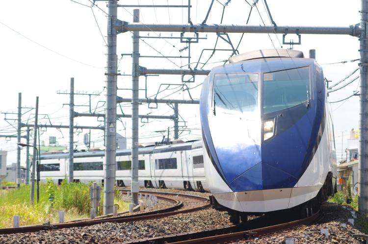 2012年8月24日 京成押上線 スカイライナー 三河大橋