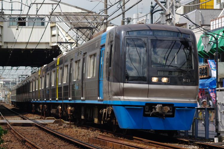 2012年8月24日 京成押上線 9121 立石