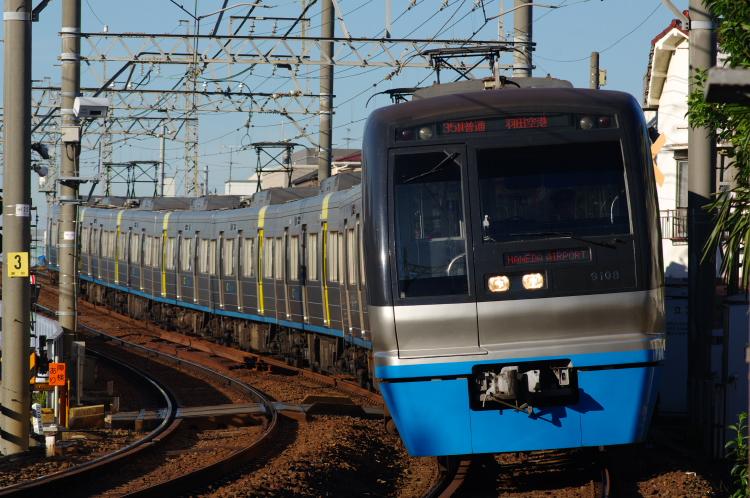 2012年8月24日 京成押上線 9108 青砥