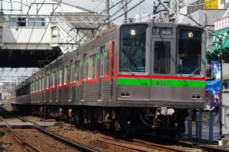 2012年8月24日 京成押上線 9011 立石