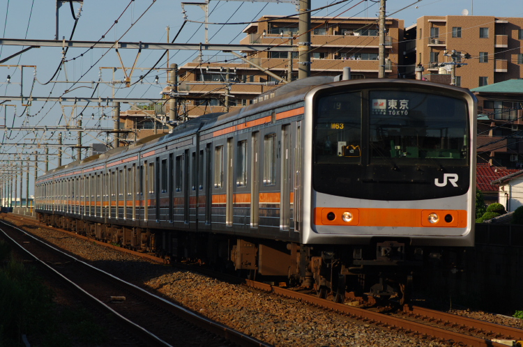 2012年8月24日 武蔵野線 M63