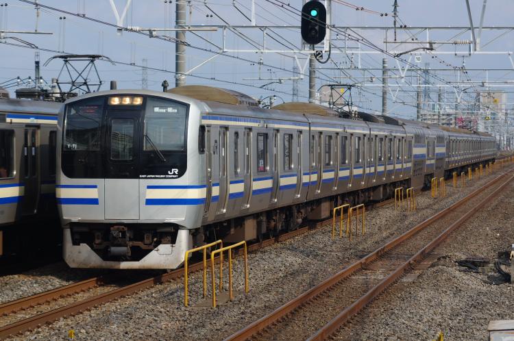 2012年9月21,22日 武蔵野線 総武線 011
