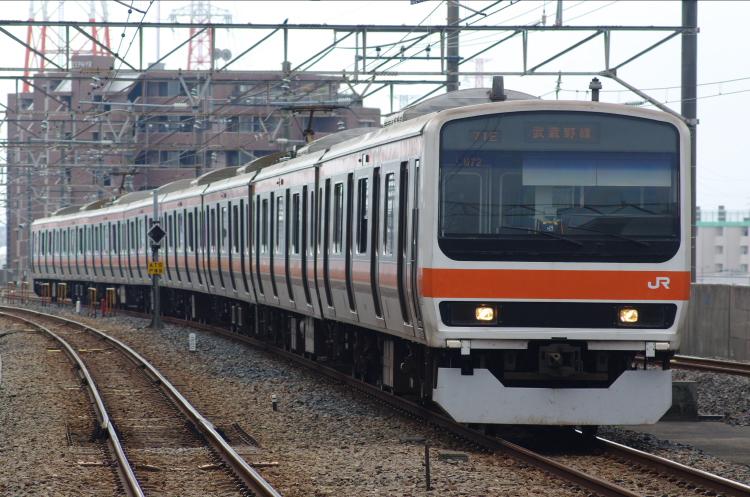 2012年9月21,22日 武蔵野線 総武線 006