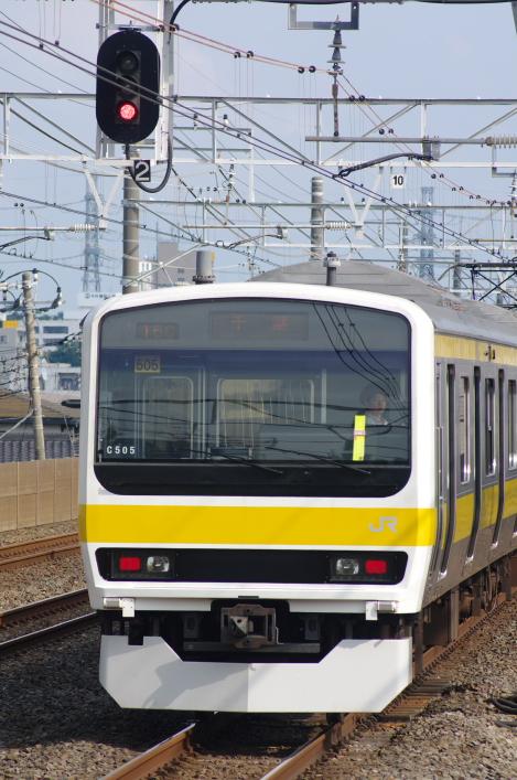 2012年9月21,22日 武蔵野線 総武線 009