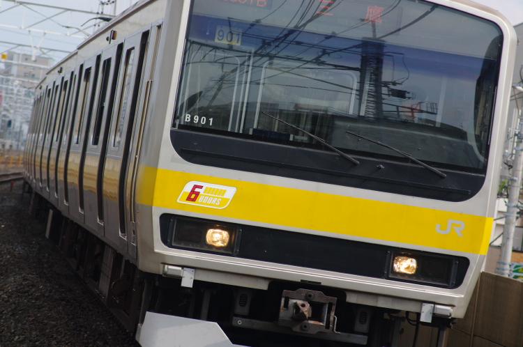 2012年9月21,22日 武蔵野線 総武線 002