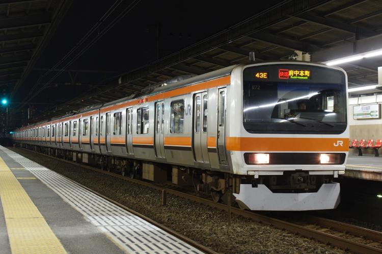 2012年9月21,22日 武蔵野線 総武線 021