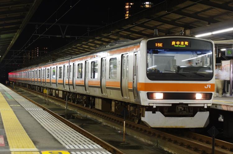 2012年9月25日 京葉線 043