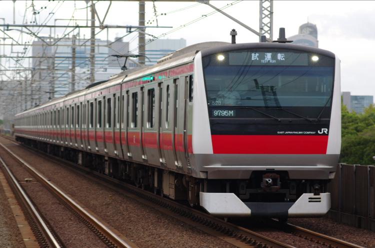 2012年9月25日 京葉線 016