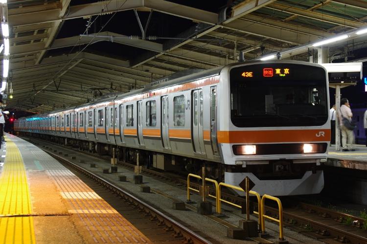 2012年9月26日 京葉線 総武線 018