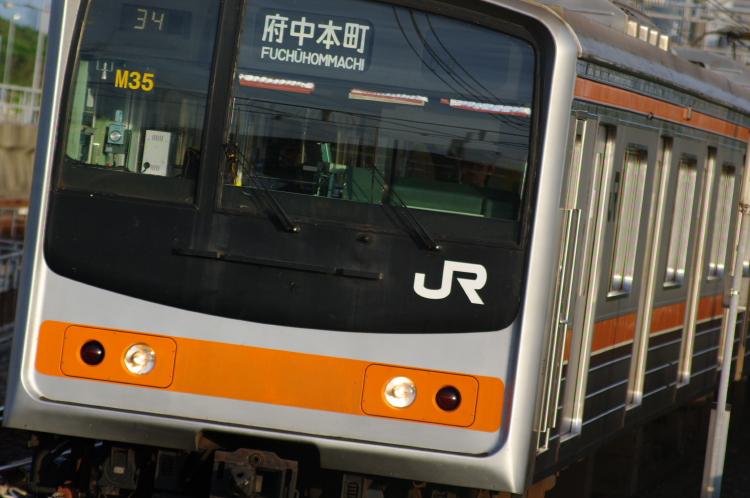 2012年9月26日 京葉線 総武線 013