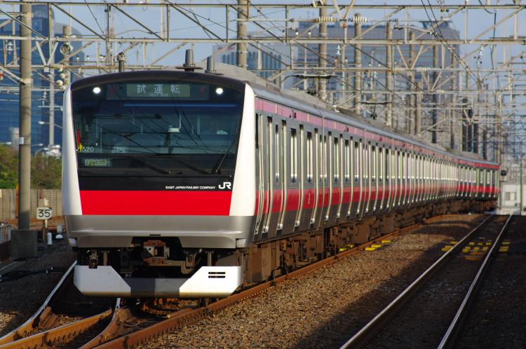 2012年9月26日 京葉線 総武線 002