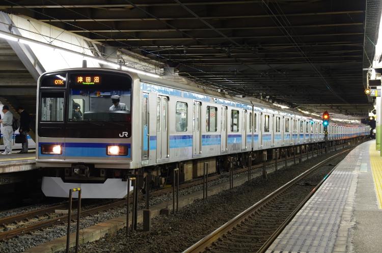2012年9月26日 京葉線 総武線 038