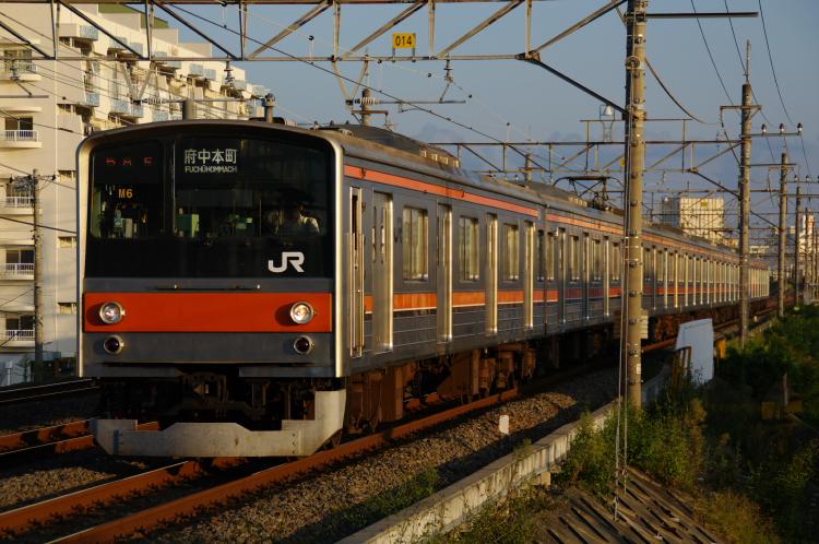 2012年10月6日 武蔵野線 015