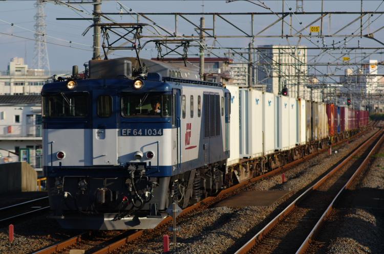 2012年10月6日 武蔵野線 009