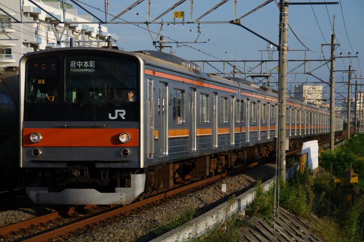 2012年10月6日 武蔵野線 002