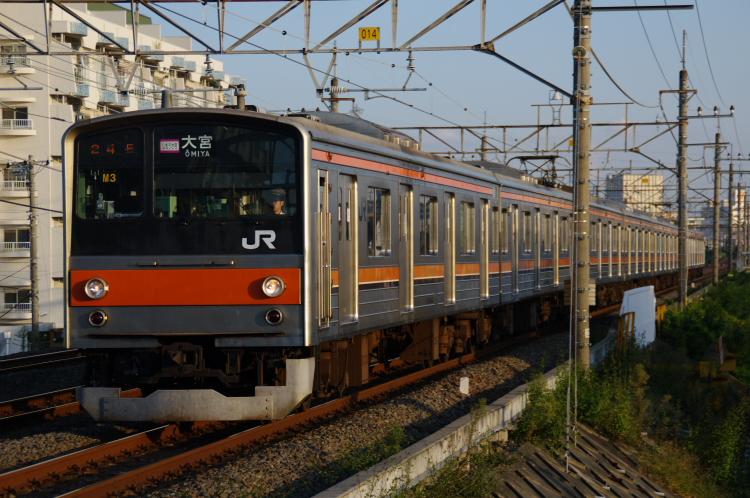 2012年10月6日 武蔵野線 019