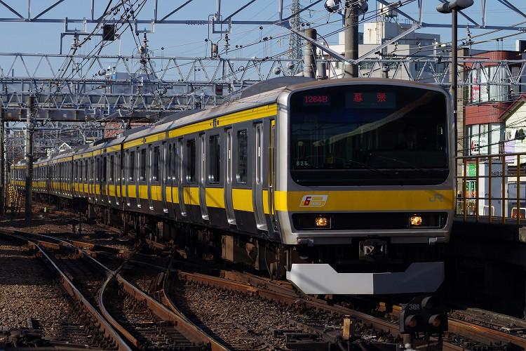 2014年01月31日 ケヨ34 幕張行き 9006